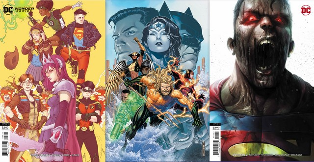dc comics reviews 6/5/19