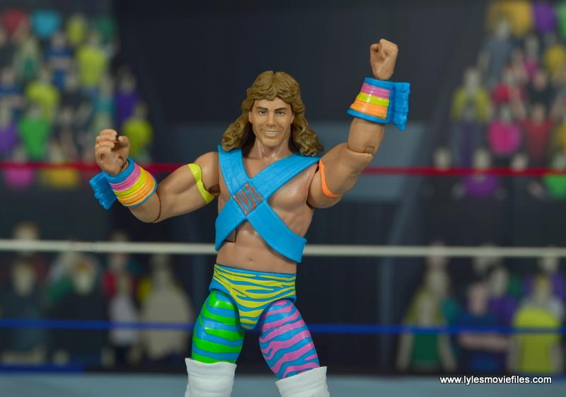 WWE Mattel Rockers Shawn Michaels Retrofest Gamestop Exclusive Elite Figure