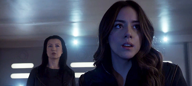agents of shield - the one who will save us all review - may and daisy