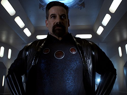agents of shield - the one who will save us all review - talbot in graviton costume