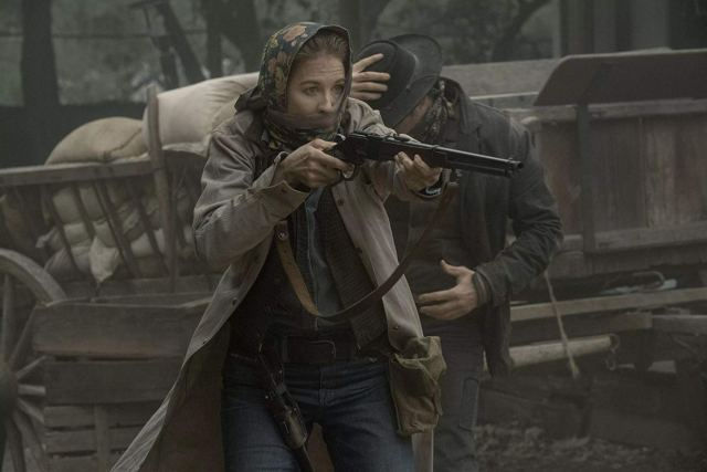 fear the walking dead - humbug's gulch review - june and john