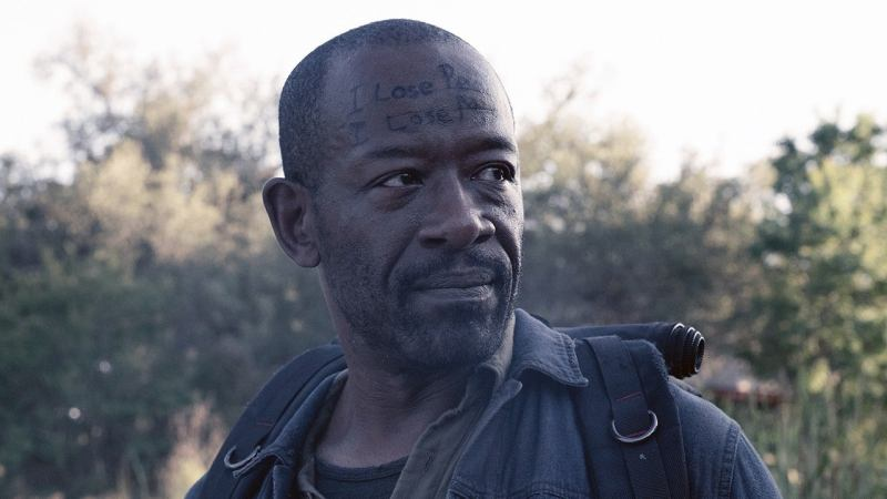 fear the walking dead i lose myself review - morgan