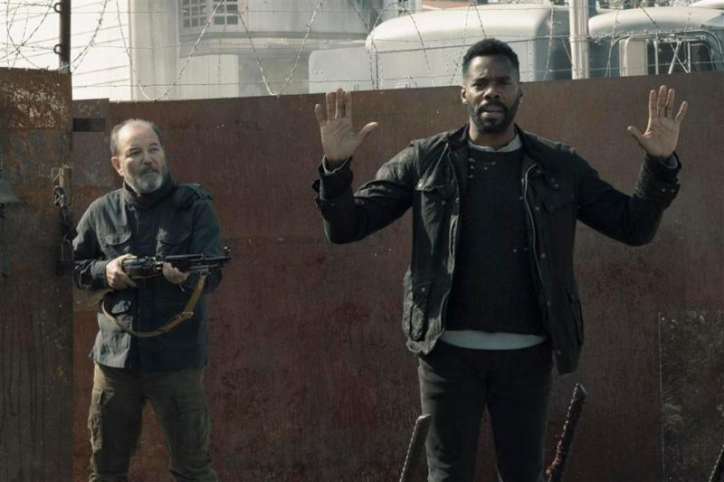 fear the walking dead - the hurt that will happen review - salazar and strand