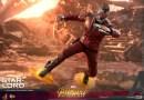 hot toys avengers infinity war star-lord figure -main shot