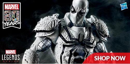 marvel legends agent anti-venom