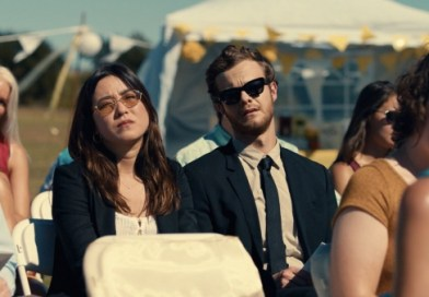 plus one movie review - alice and ben at the wedding