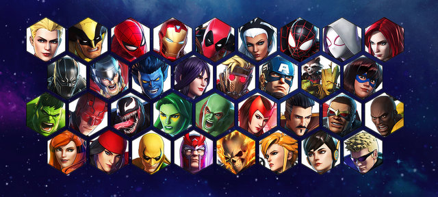 Heroes – MARVEL ULTIMATE ALLIANCE 3 The Black Order for Nintendo Switch