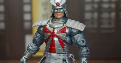 Marvel Legends Silver Samurai figure review - main pic