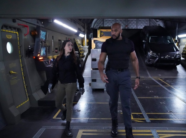 agents of shield collision course part 2 review - yo-yo and mack