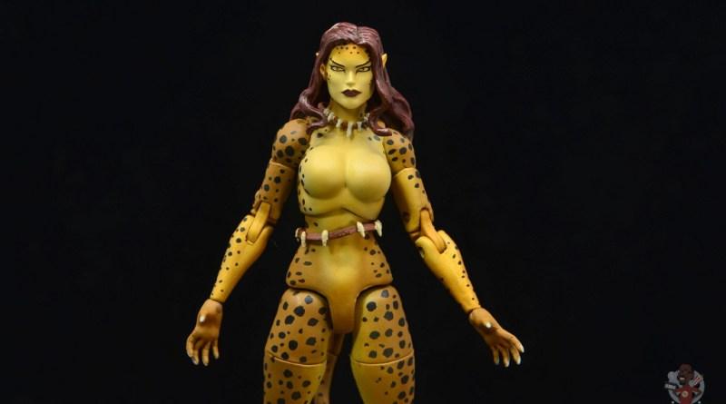 dc essentials cheetah figure review - main pic
