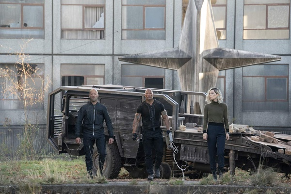 fast and furious - hobbs and shaw review - shaw, hobbs and hattie
