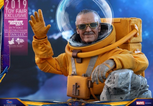 hot toys guardians of the galaxy vol. 2 stan lee figure - main shot
