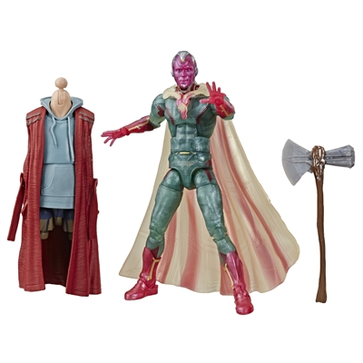 marvel legends avengers endgame vision