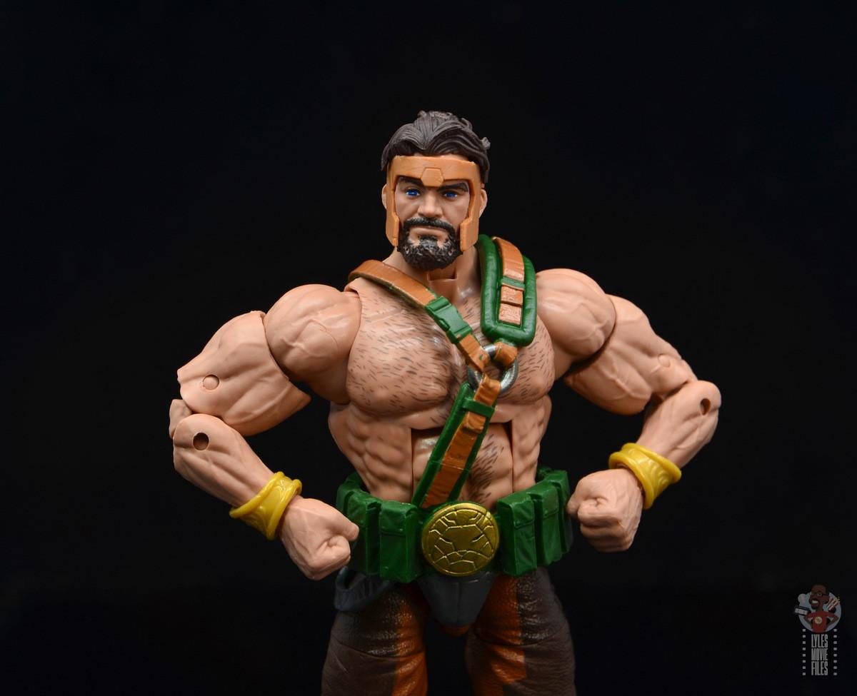 Marvel Legends Hercules figure review – BAF Armored Thanos
