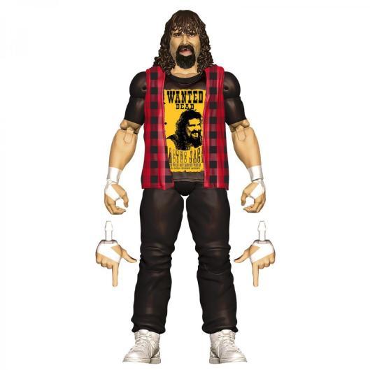 sdcc 2019 wwe -Panel-WrestleMania-Elite--Mick-Foley