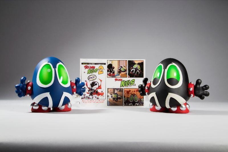 spawn 300 vinyl figures