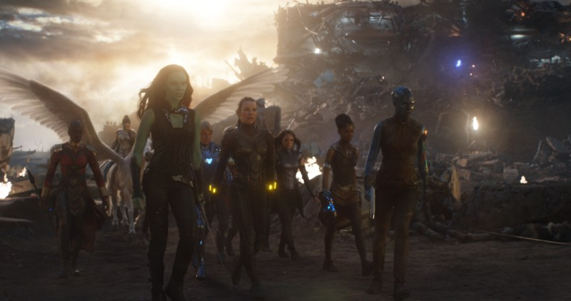 avengers-endgame-okoye-valkyrie-gamora-rescue-wasp-mantis-shuri-and-nebula