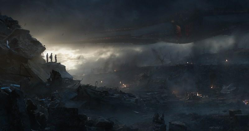 avengers-endgame-thor-captain-america-and-iron-man-watch-thanos
