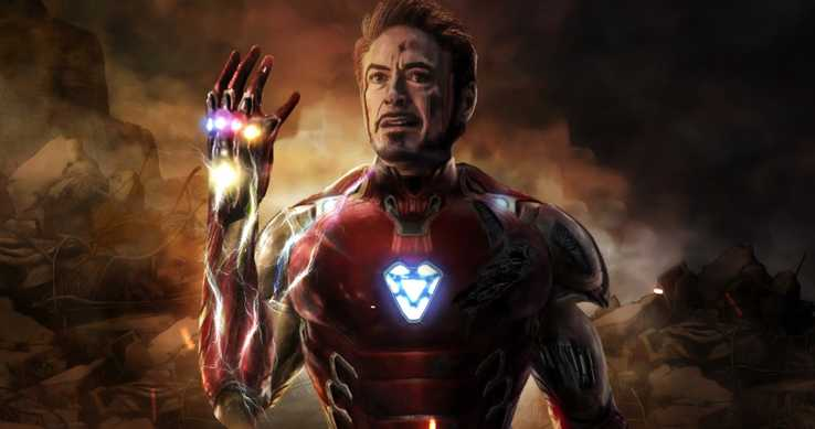 iron man snap