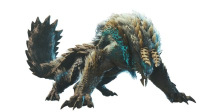 monster hunter world iceborne - Zinogre