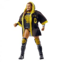 wwe elite 71 kassius ohno - with accessories