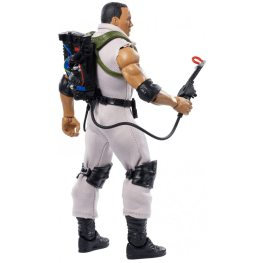 wwe ghostbusters the rock figure - rear
