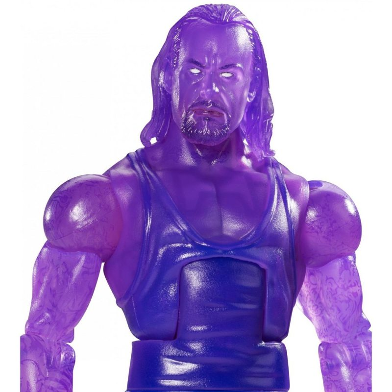 wwe ghostbusters the undertaker figure - close up