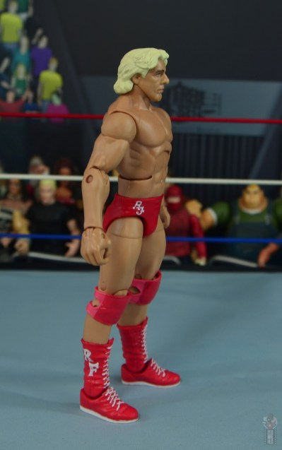 wwe retrofest ric flair figure review - right side