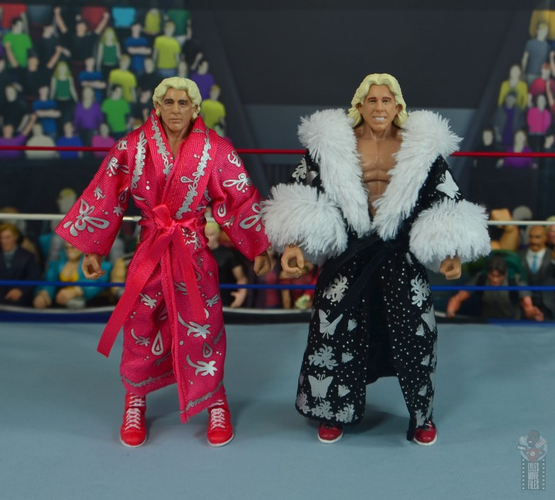 wwe retrofest ric flair figure review - with defining moments flair