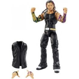 wwe survivor series elite jeff hardy figure - accessories