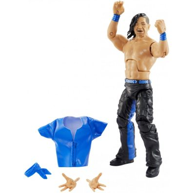 wwe survivor series elite shinsuke nakamura figure - accessories