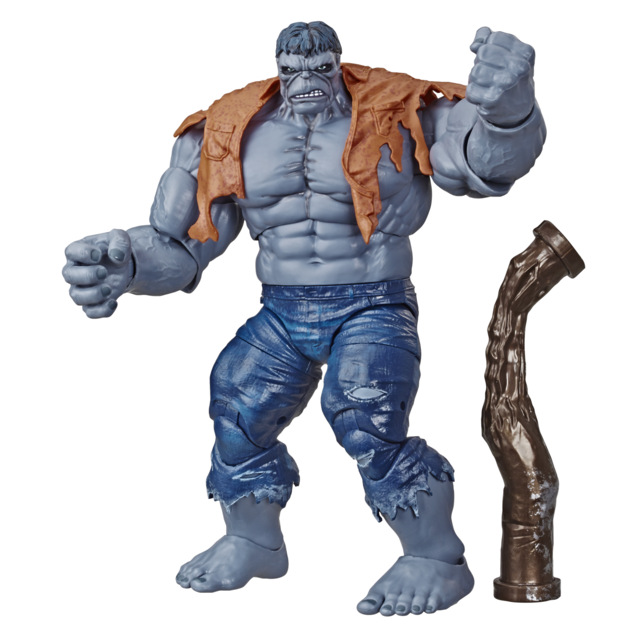 HASBRO MARVEL LEGENDS SERIES 80TH ANNIVERSARY EXCLUSIVE INCREDIBLE HULK Figure - oop (1)