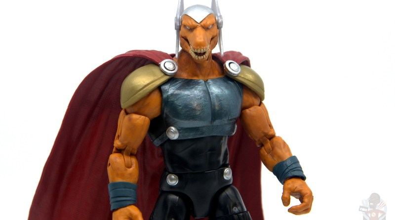 Marvel Legends Beta Ray Bill figure review - main pic
