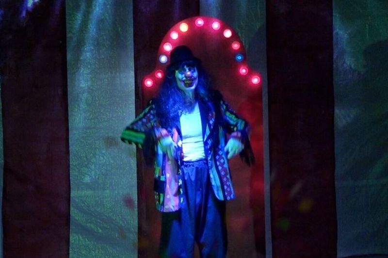 clownado movie review - john o'hara as big ronnie