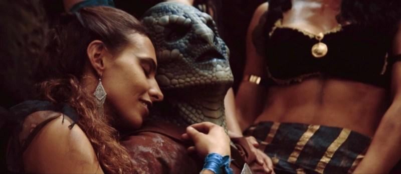 dragon kingdom movie review - dragon kingdom leader