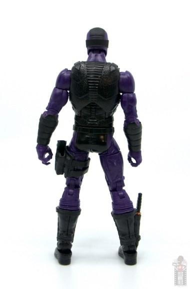 marvel legends paladin figure review - rear