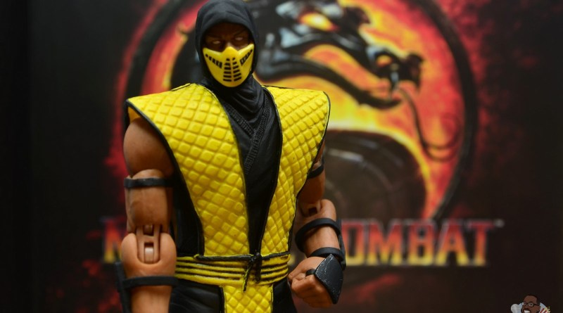 storm collectibles scorpion figure review -main pic