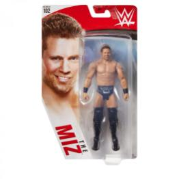 wwe basic 102 - the miz figure - package front