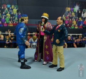 wwe bret hart king of the ring 1993 figure review - jerry lawler interupts