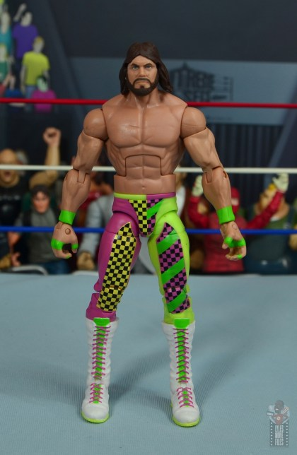 wwe elite macho king figure review - front