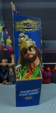 wwe elite macho king figure review - package side