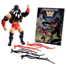 wwe masters of the universe finn balor - with accessories