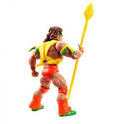 wwe masters of the universe ultimate warrior - rear