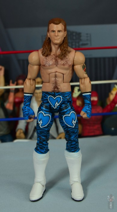 wwe network spotlight shawn michaels figure review - front