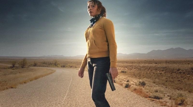 Rattlesnake movie review - Carmen Ejogo