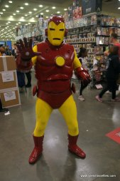 Baltimore Comic Con 2019 cosplay - comic iron man