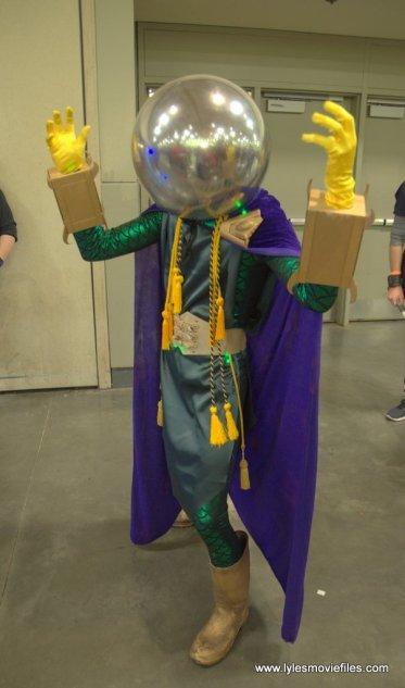 Baltimore Comic Con 2019 cosplay - mysterio