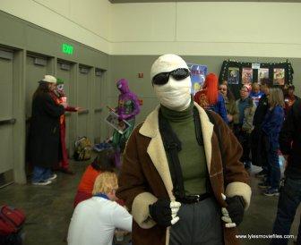 Baltimore Comic Con 2019 cosplay - negative man