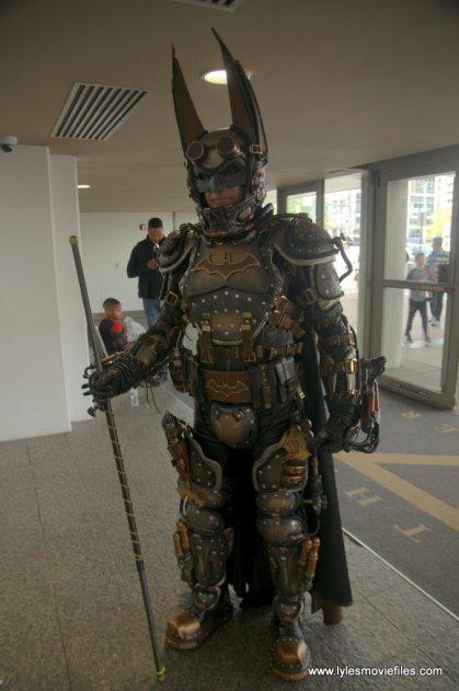 Baltimore Comic Con 2019 cosplay - ninja batman