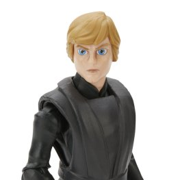 STAR WARS GALAXY OF ADVENTURES 5-INCH Figure Assortment Luke Skywalker Jedi Knight - oop (1)